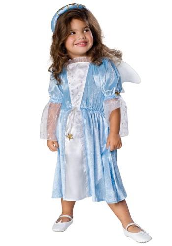 Blue Toddler Angel Costume