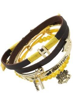 Harry Potter Hufflepuff Arm Party Bracelet Set