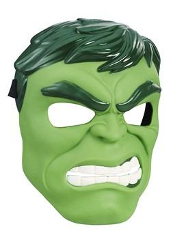 Avengers Hulk Hero Mask