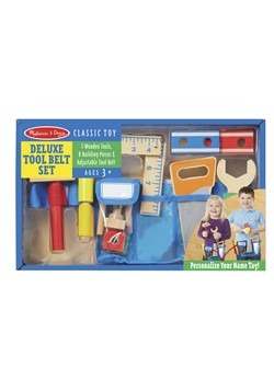Melissa & Doug Deluxe Tool Belt Set