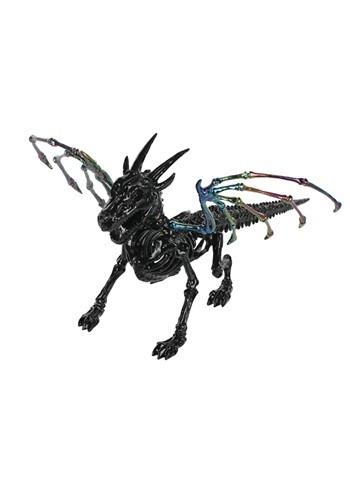 """7"""" Oil Slick Skeleton Dragon"""