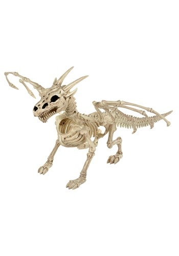 "24"" Skeleton Dragon Prop"