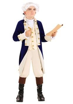 Boy's Alexander Hamilton Costume