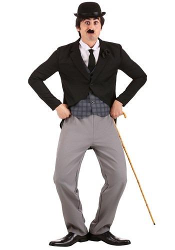Men's Charlie Chaplin Costume