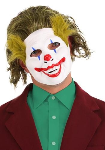 Adult Crazy Clown Mask
