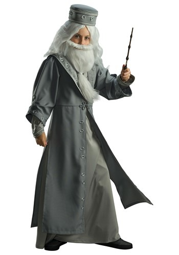 Harry Potter Child Dumbledore Deluxe Costume