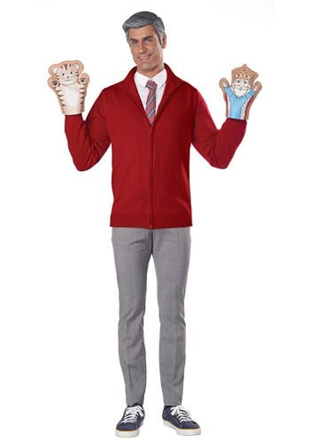 Men's Friendly Neighbor Costume
