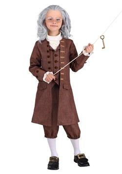 Boy's Colonial Benjamin Franklin Costume