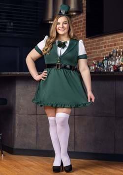 Women's Sexy St. Patrick's Day Costume