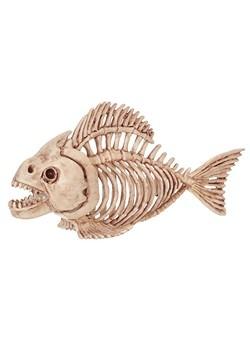 Skeleton Fish