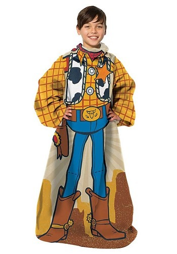 Toy Story Woody Youth Comfy Throw