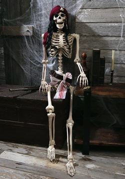 Pirates of the Caribbean Jack Sparrow Skeleton
