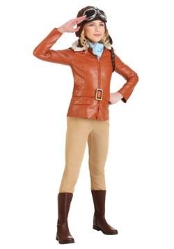 Deluxe Girl's Amelia Earhart Costume