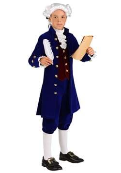 Boy's Thomas Jefferson Costume