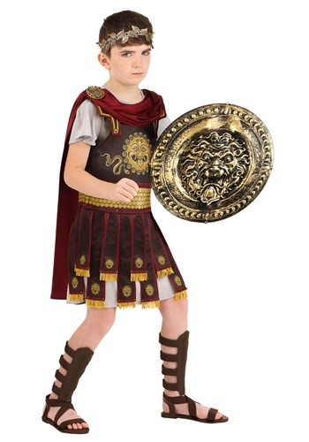 Kids Roman Warrior Costume