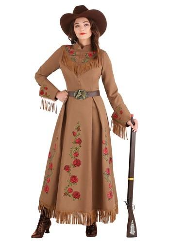 Women's Annie Oakley Cowgirl Costume
