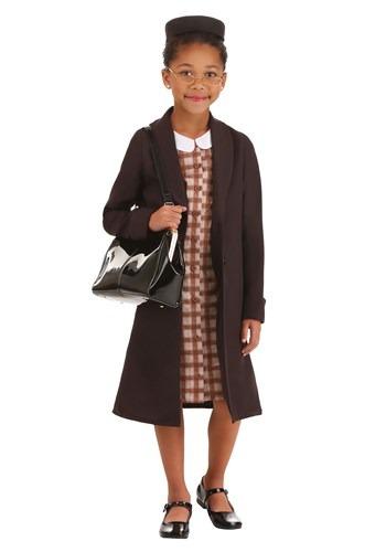 Girl's Rosa Parks Costume