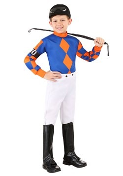 Boy's Kentucky Derby Jockey Costume Main