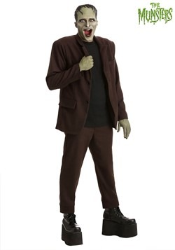 The Munster's Herman Munster Plus Size Costume