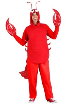 Adult's Fresh Lobster Costume