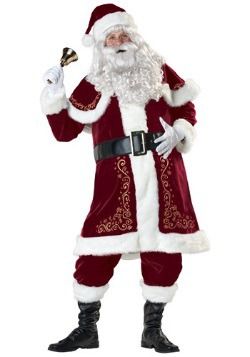 Jolly Ole St. Nick Santa Costume