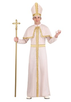 Men's Pious Pope Costume