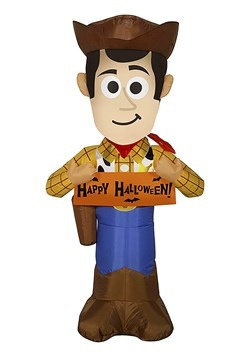 Toy Story Inflatable Woody with Banner