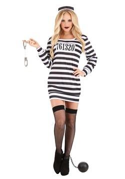 Women's Great Escape Prisoner Costume1