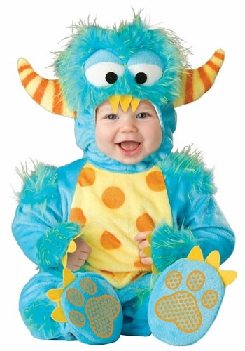 Infant Lil Monster Costume