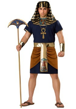 Plus Size Egyptian Pharaoh Costume