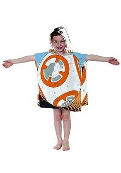Star Wars BB-8 Hooded Costume Poncho