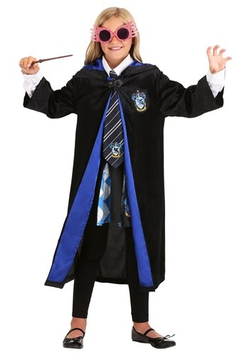 Harry Potter Child Deluxe Ravenclaw Robe