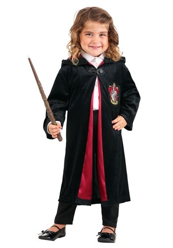 Harry Potter Toddler Deluxe Gryffindor Robe