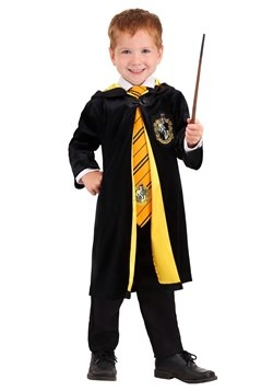 Harry Potter Toddler Deluxe Hufflepuff Robe