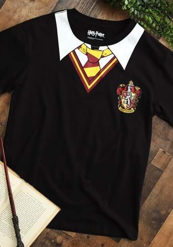 Harry Potter Adult Gryffindor Costume T-Shirt