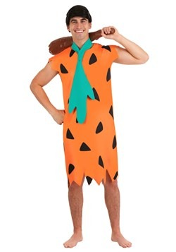 Flintstones Adult Fred Flintstone Costume1