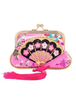 Irregular Choice Disney Princess- Mulan Purse Accessory