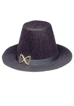 Felt Pilgrim Hat