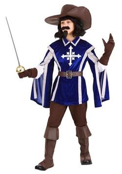 Kid's Mighty Musketeer Costume