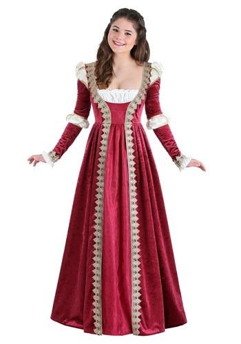 Women's Crimson Maiden Costume