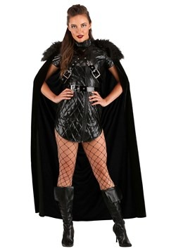 Women's Snow King Costume
