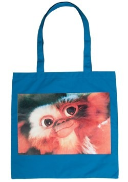 Gremlins Image Capture Canvas Tote
