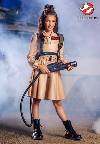 Ghostbusters Girls Costume Dress