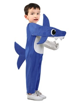 Daddy Shark Deluxe Child Costume