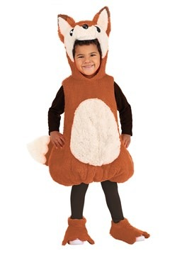 Toddler's Bouncy Bubble Fox Costume Main