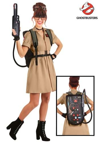 Ghostbusters: Womens Costume Dress