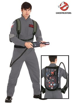 Ghostbusters 2 Men's Plus Size Cosplay Costume