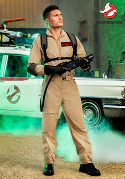 Ghostbusters Men's Cosplay Costume