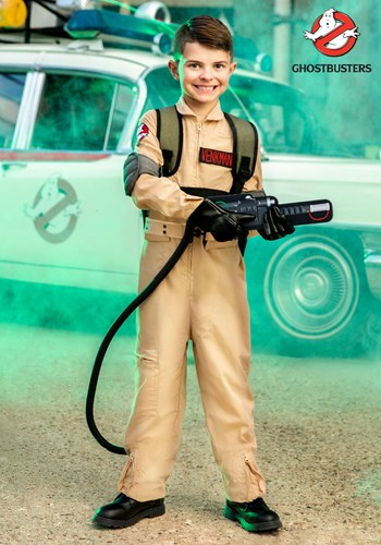 Ghostbusters Child's Cosplay Costume