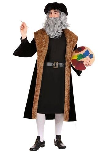 Men's Leonardo da Vinci Costume